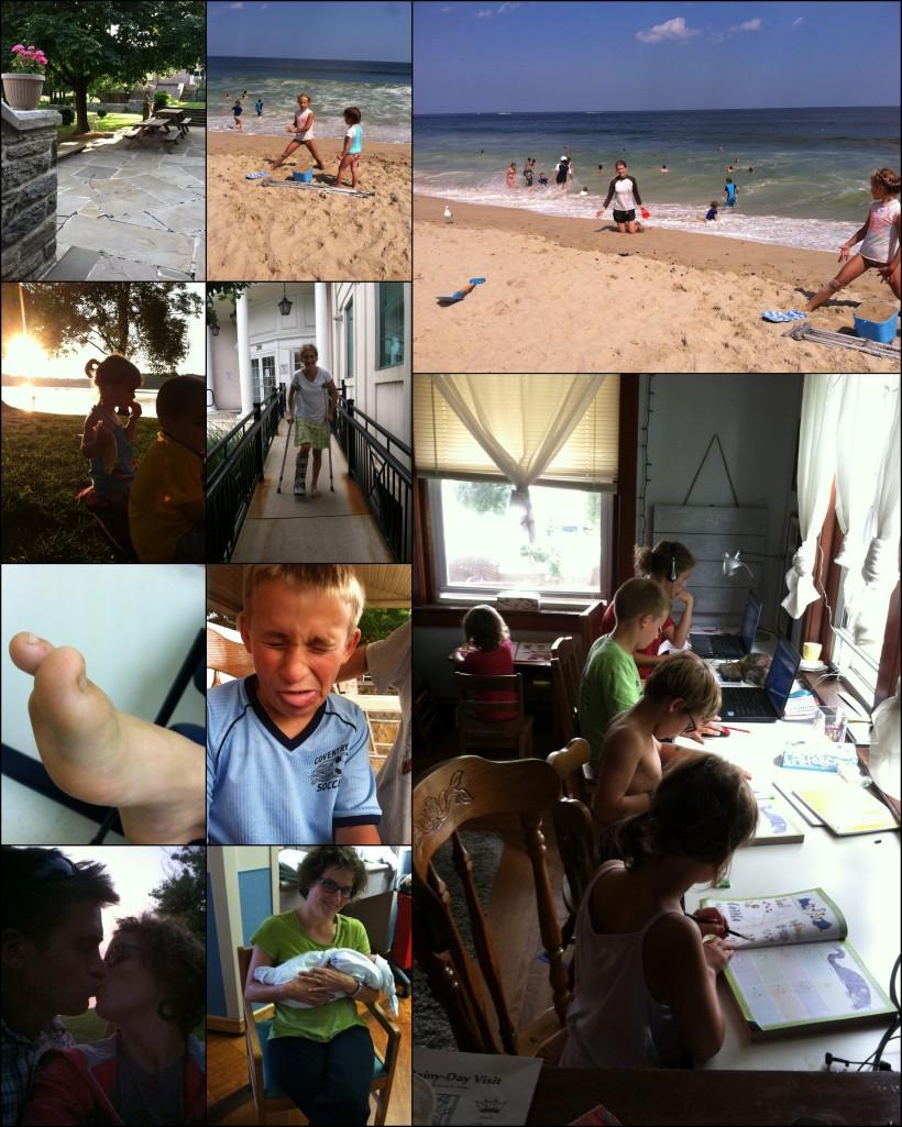 Phone Photos August