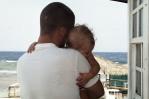 She still hugs the same way